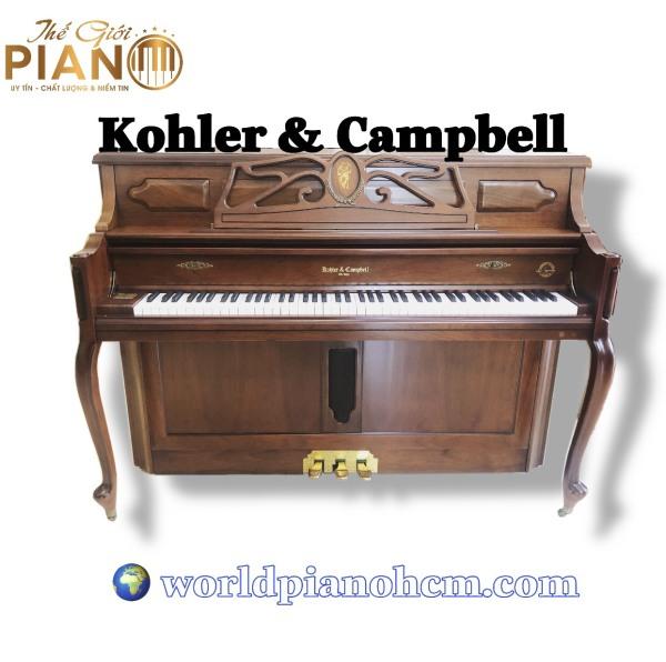 ĐÀN PIANO KOHLER & CAMPBELL