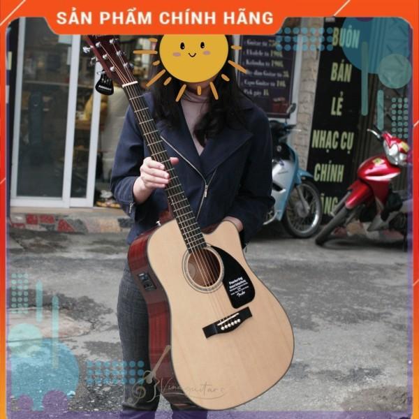 Đàn Guitar Acoustic Fender CD-60CEN EQ Fishman - Tặng Full 12 Phụ Kiện - Phân phối chính hãng bởi nhaccu3so