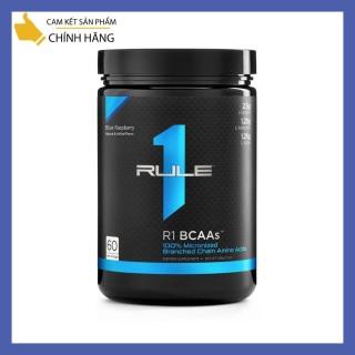 Hỗ trợ phục hồi cơ bắp Rule1 BCAA 60 servings - 426g thumbnail