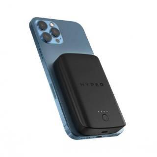 Sạc Dự Phòng Không Dây Từ Tính HyperJuice Magnetic Wireless 5000 Mah Iphone 12 Series & Smartphone (WL61TC) thumbnail