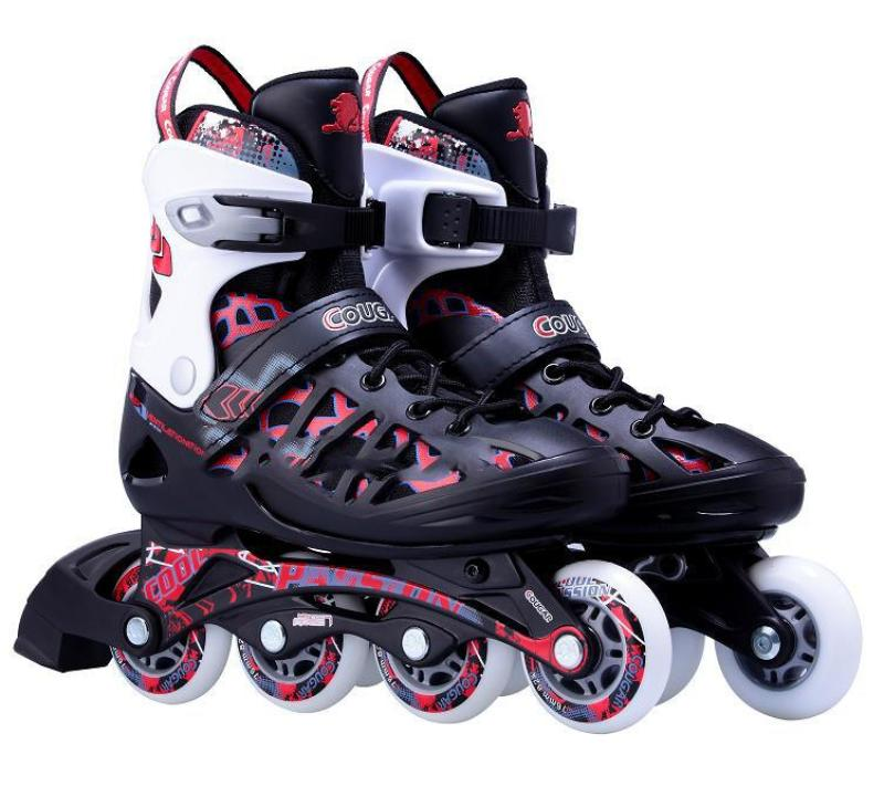 Phân phối Giầy trượt patin Cougar size chân to 308N