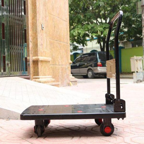 Xe Đẩy Hàng 4 bánh Nikawa WFA-150DX tải trọng 150 kg
