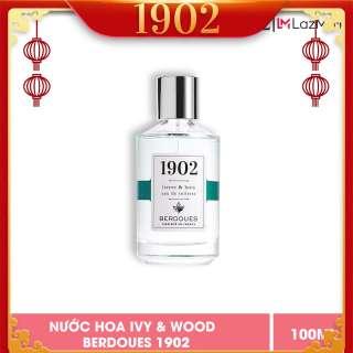 Nước Hoa Berdoues 1902 - Ivy & Woods 100ml