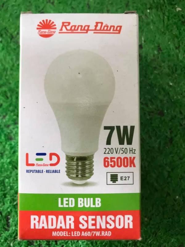 Bóng đèn LED BulD tròn Rạng Đông 7W