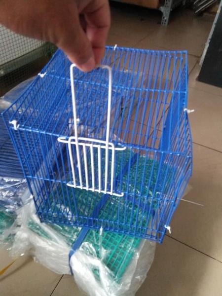 Lồng chim vuông hộp 25 cm
