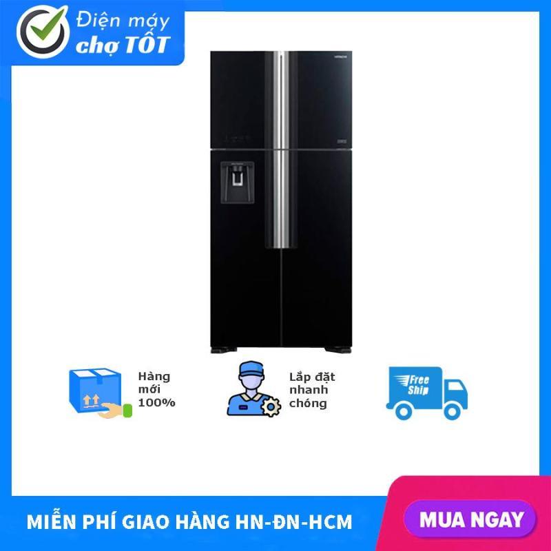 Tủ lạnh Inverter 540 lít Hitachi R-FW690PGV7(GBK)