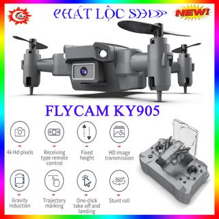 Flycam, drone, may bay dieu khien tu xa co 4 canh ky905 thumbnail