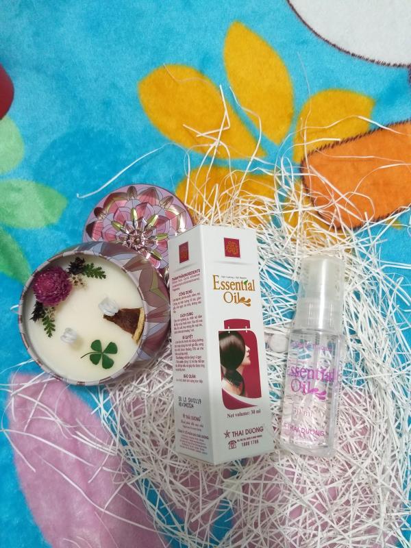 Dầu dưỡng tóc Thái Dương - 30ml