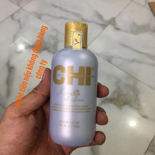 [HCM]Tinh Dầu Dưỡng Tóc CHI Keratin Silk Infusion Mỹ (177ml) thumbnail