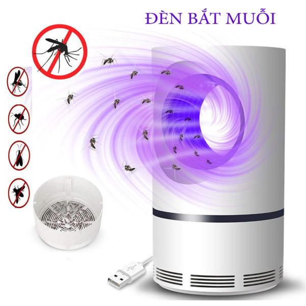 Đèn Bắt Muỗi Tự Động - Đèn Bắt Muỗi USB - Máy Bắt Muỗi Tự Động Loại Xịn - Máy Diệt Côn Trùng Hiệu Quả Bảo Vệ Gia Đình Bạn