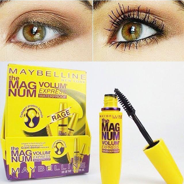 Mascara Maybelin