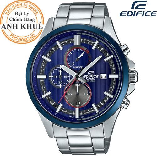 Đồng hồ EDIFICE chính hãng Casio Anh Khuê EFV-520RR-2AVUDF