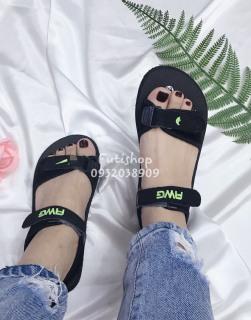 Sandal học sinh sandal cặp size nam nữ thumbnail