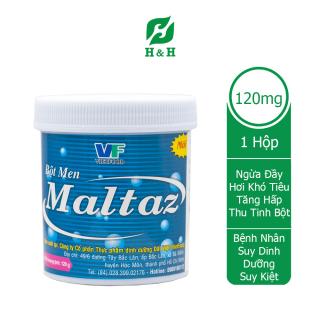 Men tiêu hóa Maltaz Tăng hấp thu tinh bột dành cho bệnh nhân SUY DINH DƯỠNG, SUY KIỆT - 120g thumbnail
