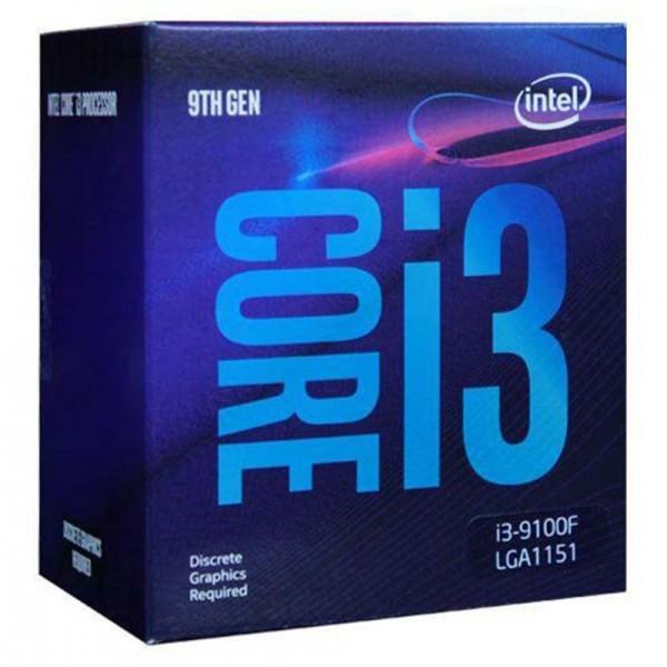 Giá Bộ Vi Xử Lý Core i3 9100F