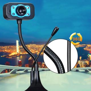 [ XẢ KHO ] Webcam Cho Máy Tính, Webcam Máy Tính Độ Phân Giải Cao, Giá Tốt, Webcam Máy Tính Full HD Có Mic Và Đèn Led Trợ Sáng-Webcam 720p HD Siêu Nét Micro Tích Hợp Tính Năng Giảm Tiếng Ồn Đàm Thoại Hỗ Trợ Làm Việc & Học Tập Trực Tuyến. 7