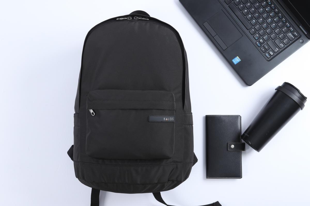 Balos ACTIVE Black Backpack - Balo Thời Trang Giảm Cực Hot