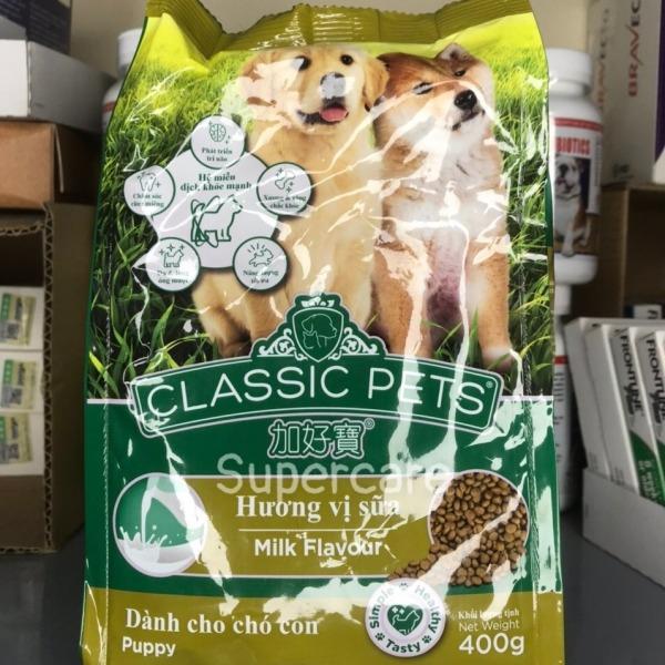 Classic Pets Puppy 400Gr - Thức Ăn Chó Con Vị Sữa