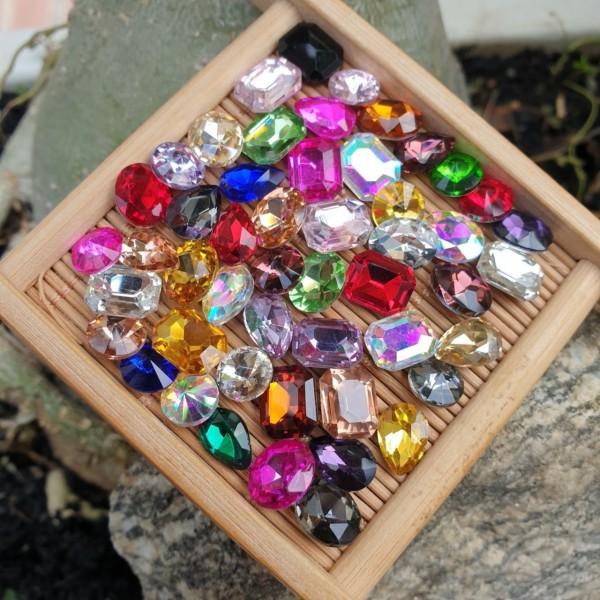 Set 50 viên đá khối BYH093