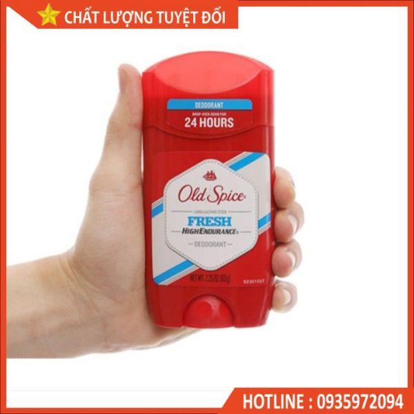 Lăn khử mùi Old Spice Pure Sport - Mỹ - 85g cao cấp