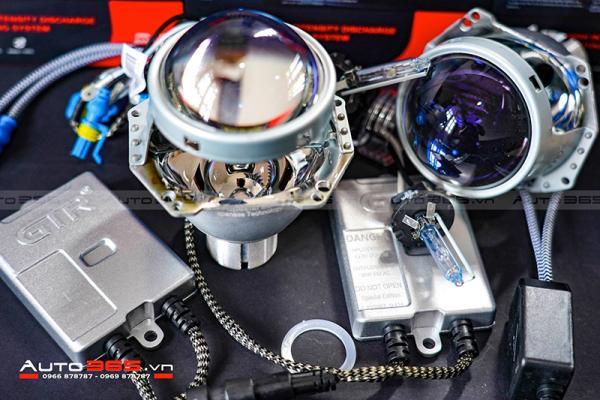 Độ Bi-Xenon GTR Special Edition (SE) chính hãng cho xe hơi