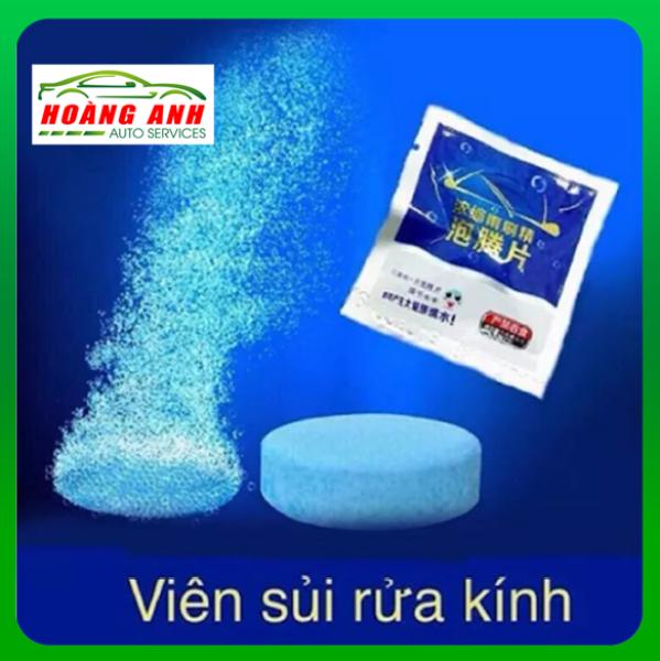 Viên sủi rửa kính ô tô MINH DƯƠNG (YANG) - tẩy sạch kính- siêu sạch