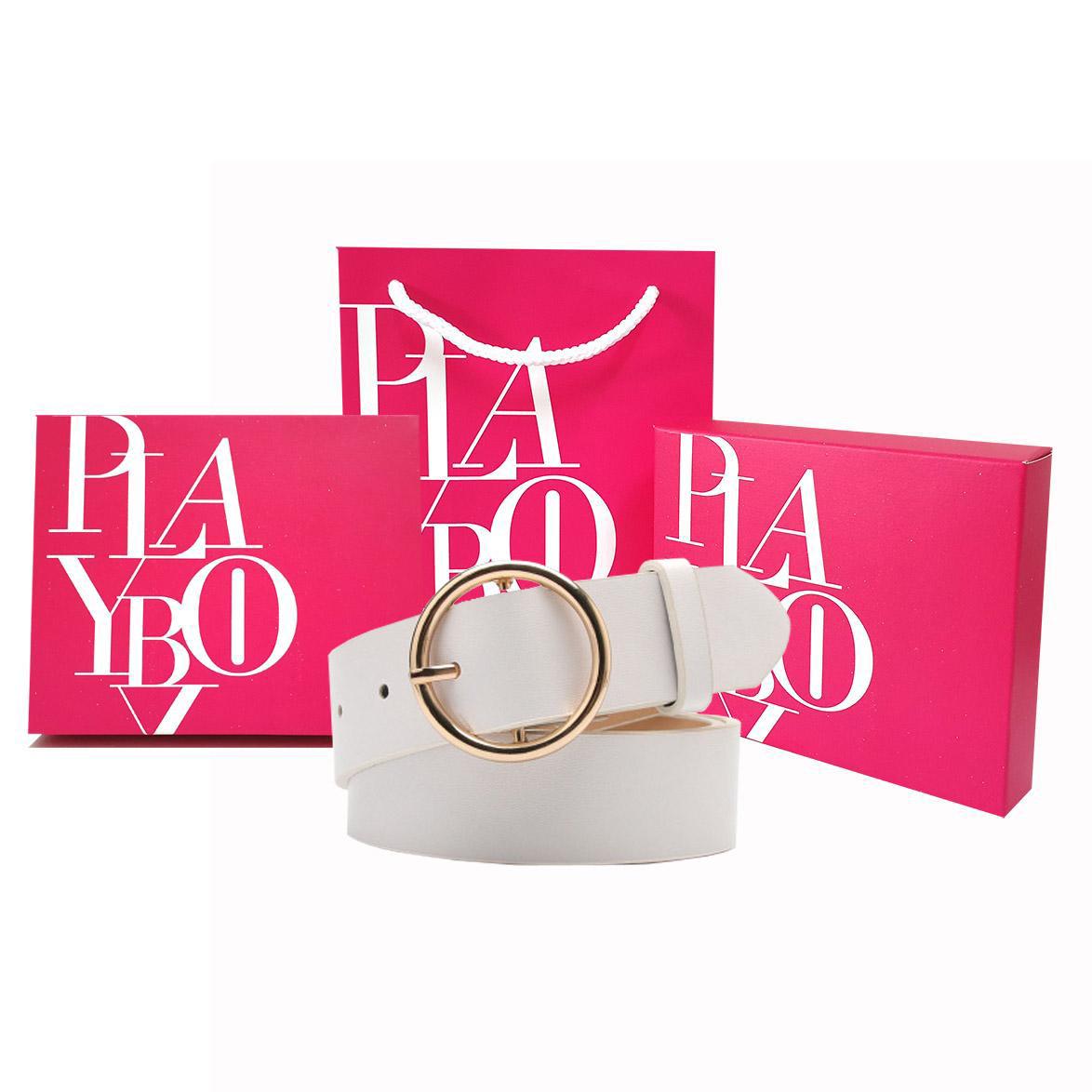 Quà tặng bạn gái/ người yêu  Thắt lưng da PU cao cấp - túi hộp quà tặng y hình