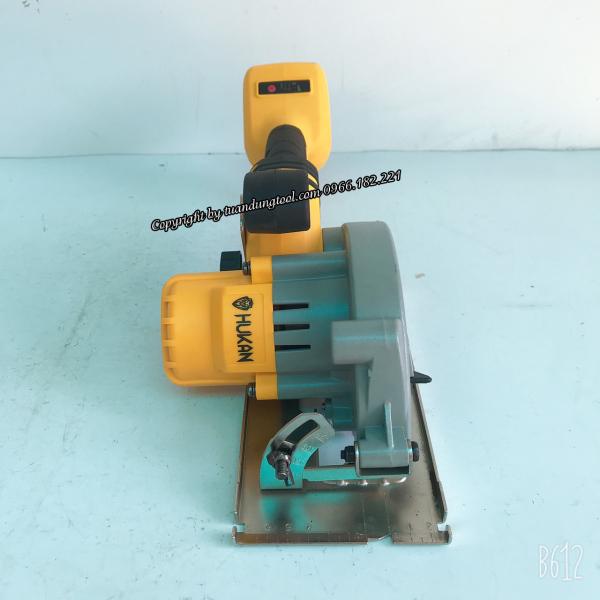 Thân máy cắt đa năng dùng pin HUKAN HK-WM00125 , cắt sắt ,cắt gỗ ,cắt gạch