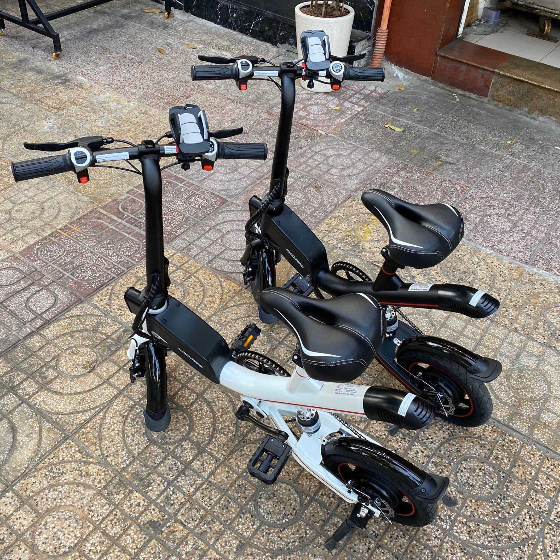 Mua Xe đạp điện gấp gọn cá tính