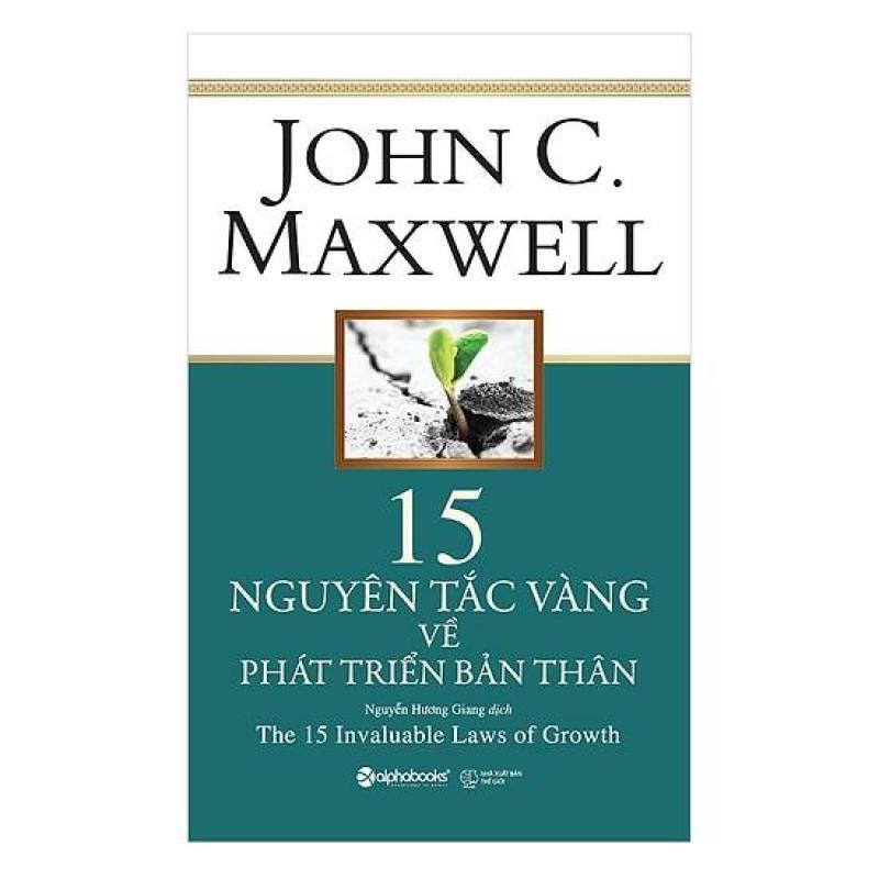 Sách -  15 Nguyên tắc vàng về phát triển  bản thân