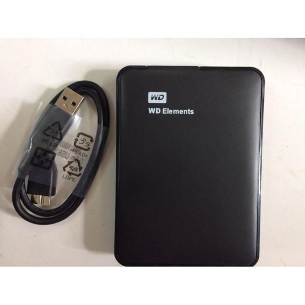 Bảng giá BOX WD Element Ổ Cứng Ngoài Di Động Đĩa HD Sata USB 3.0 Phong Vũ