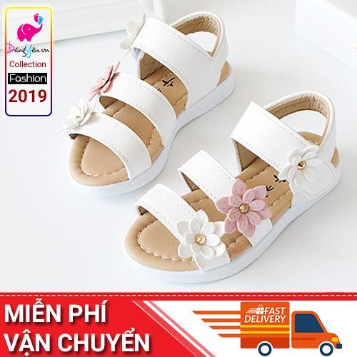 Giá bán Sandal mùa hè cho bé gái - DG074-04