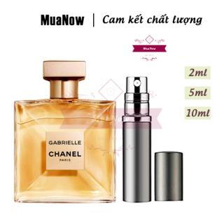 [Nước hoa chiết] Nước hoa Chanel Coco Gabrielle (Hoa ngọc lan tây, Hoa huệ trắng, Hoa nhài, Hoa cam) thumbnail