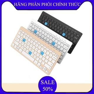 Bàn phím, Bàn phím không dây, Bàn phím bluetooth, Bàn phím BOW cao cấp, dùng được cho tất cả các thiết bị di động, IPAS,MACBOOK,LAPTOP,PC...Bảo hành 1 đổi 1, SALE 50% 1 thumbnail