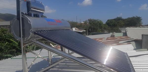 Bảng giá Máy nước nóng năng lượng mặt trời SANYSUN 150l 304 Điện máy Pico