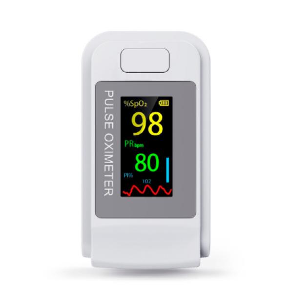 Máy đo 3 chỉ số SPO2, Nhịp tim (HR) và Nhịp mạch (Pulse Index)-SO 911/BH 1 Năm bán chạy