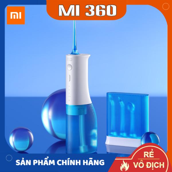 Tăm Nước Vệ Sinh Răng Miệng Xiaomi Soocas W3 Pro✅ 4 Vòi Thay Thế Tiện Dụng✅ Hàng Chính Hãng