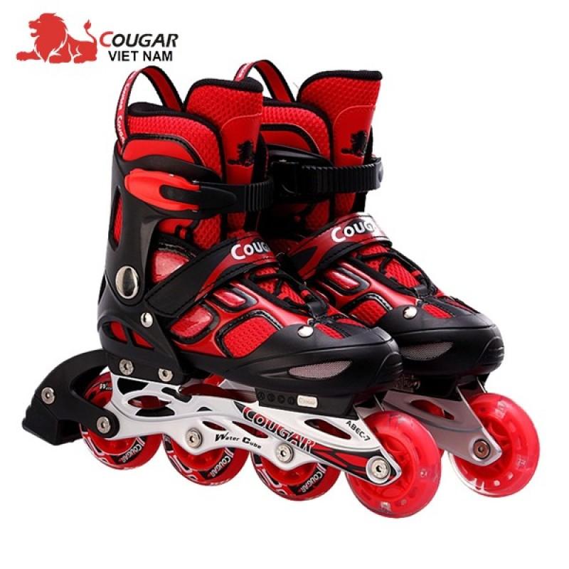 Phân phối Giày trượt patin Cougar 835LSG có đèn 5 màu