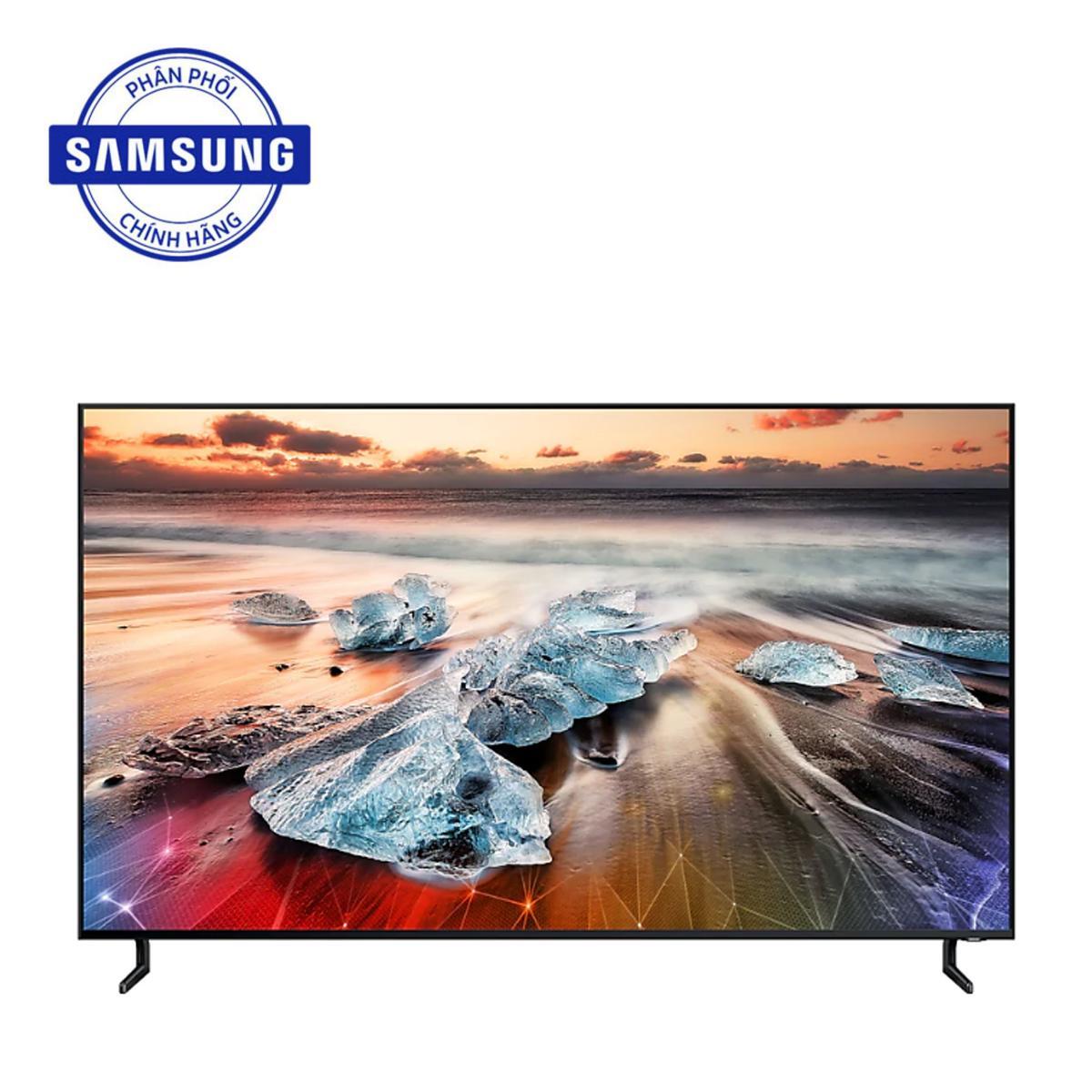 Smart TV 8K QLED 75 inch Q900R 2019