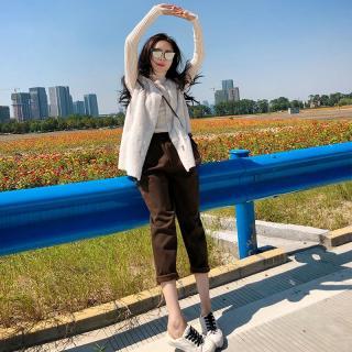 Quần Kaki Nữ Dáng Suông Cao Cấp Thời Trang BLUEMONDAY WM QUAN 060 thumbnail