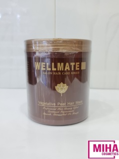 [HCM]Kem Hấp Dầu Tóc Siêu Mềm Mượt WELLMATE SALON HAIR CARE SERIES 1000ml thumbnail