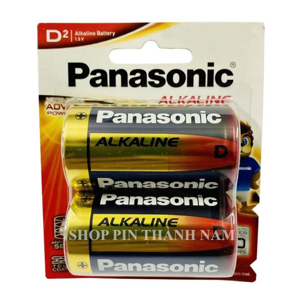 Bảng giá Pin đại kiềm Panasonic chính hãng sản xuất tại Nhật Bản