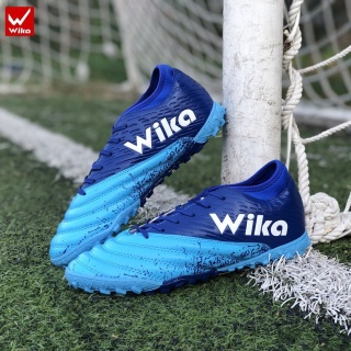 [ CHÍNH HÃNG ] Giày đá bóng Wika Tekela, Giày bóng đá sân cỏ nhân tạo, đế TF thumbnail