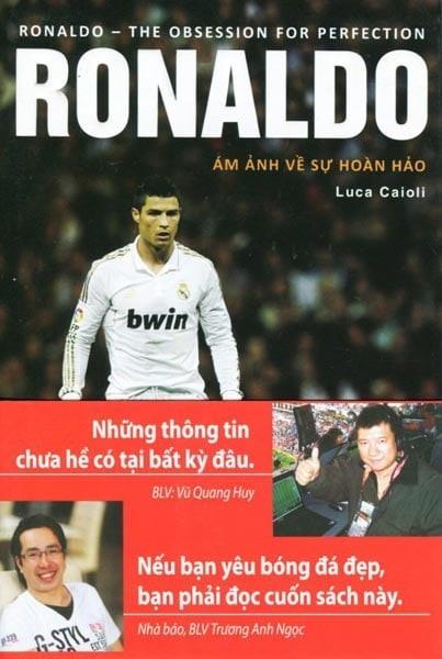Sách - C.Ronaldo ám ảnh về sự hoàn hảo 110k
