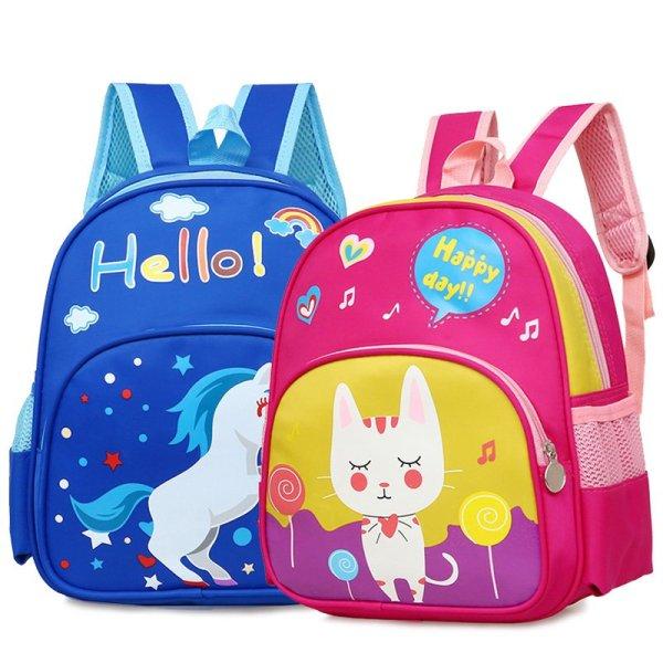 Giá bán Balo cho bé từ 0-5 tuổi nhiều hình ngộ nghĩnh siêu nhẹ chống nước, thiết kế kiểu dáng mới lạ, có in họa tiết hoạt hình bắt mắt, sắc nét