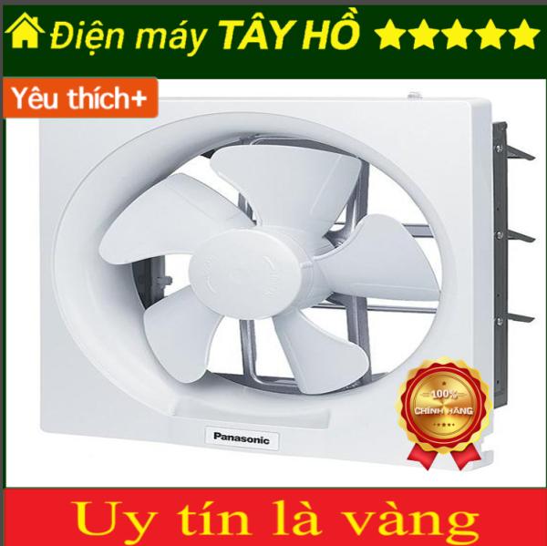 [GIAN HÀNG UY TÍN][HÀNG CHÍNH HÃNG] Quạt hút gắn tường Panasonic FV-30AU9 (1 chiều - không màn che)