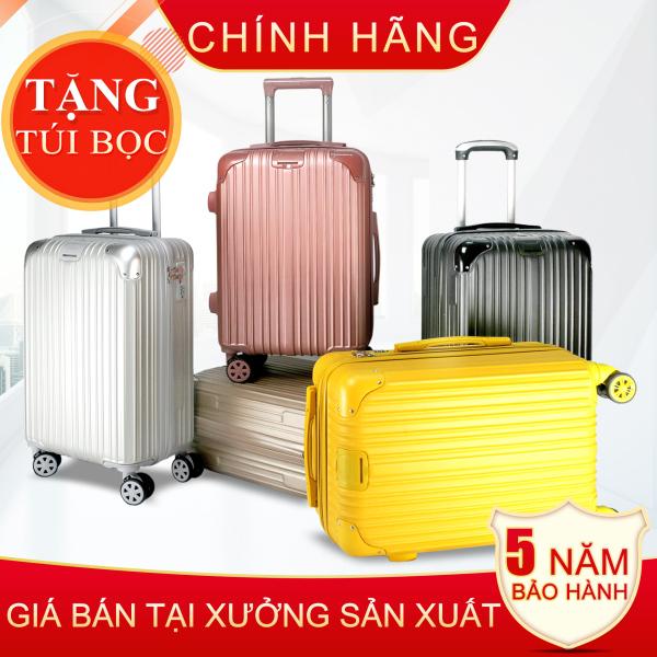 Vali du lịch vali kéo Size20/24inch 033 Cao Cấp bảo hành 5 năm