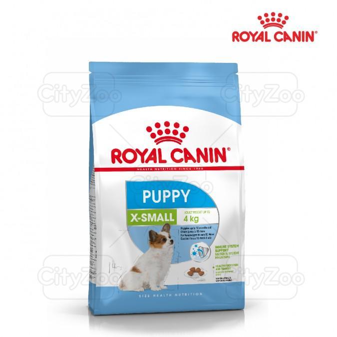 Giảm Giá Khi Mua cho ROYAL CANIN X - SMALL PUPPY - THỨC ĂN CHÓ NHỎ CON DƯỚI 4 KG TỪ 2 - 10 THÁNG TUỔI