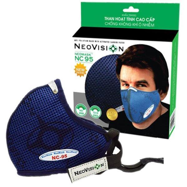 Khẩu Trang NC95 Chính Hãng Neovision Chuyên Dụng Lọc Bụi PM2.5 Khói Khí Độc