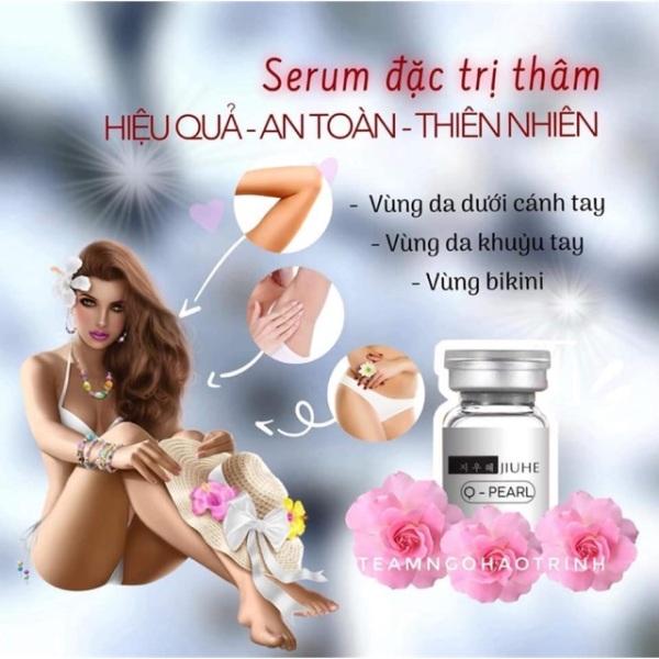 Serum tri thâm body,thâm mắt,thâm nách, đầu gối,cánh tay,mắt cá, và face giúp bạn lấy lại làn da trắng sáng tự nhiên hiệu quả giá rẻ